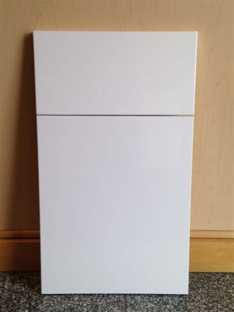 white gloss cabinet doors slab cabinet style door mdf cabinets r us showroom