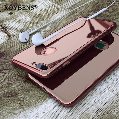 Iphone 6s6g Temper Glass Clear Original 100 roybens coverage of 360 degree for iphone 7 iphone 7