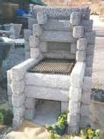 outdoor concrete fireplaces from link log