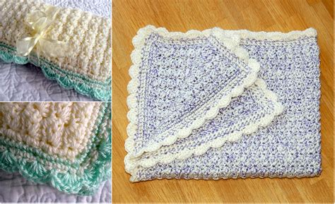 Simple Crochet Baby Blanket Patterns by Stunning Simple Crochet Baby Blanket Pattern Diy Smartly