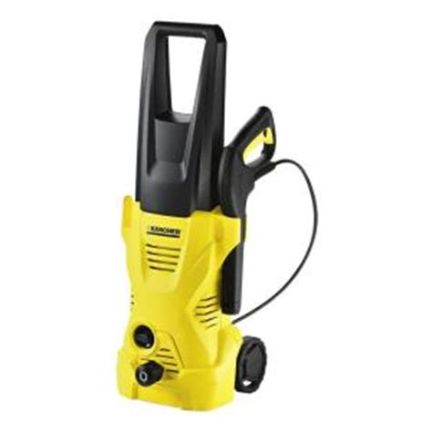 home depot pressure washer buying guide