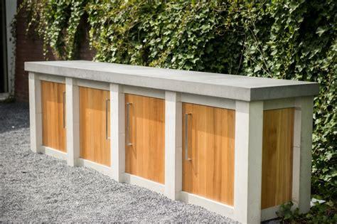 buitenkeuken nunspeet beton keuken nijkerk