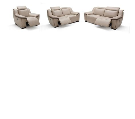 full leather sofa set dreamfurniture com malvo modern full leather sofa set