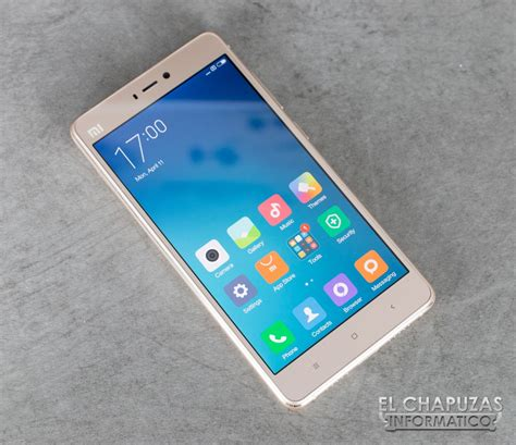 On Xiaomi Mi4s review xiaomi mi4s el chapuzas inform 225 tico