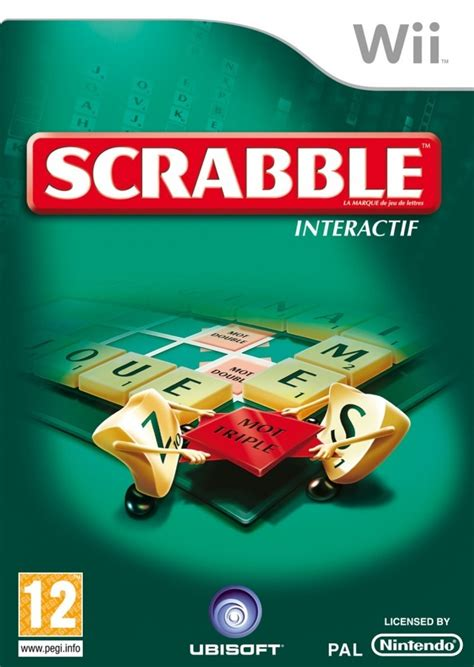 Wii Scrabble Interactive Pal Espalwii Rar