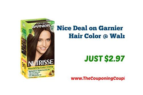 garnier hair colour coupons