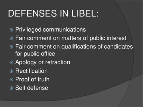 libel case journalism topic