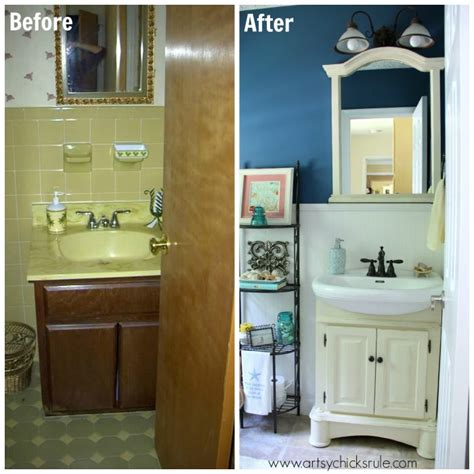 win bathroom makeover 2014 guest bath makeover on a budget before after artsy