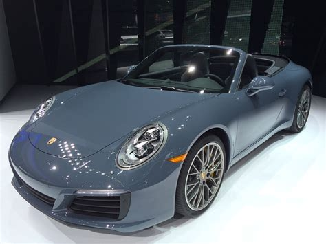 porsche blue paint code porsche on quot introducing the color of graphite