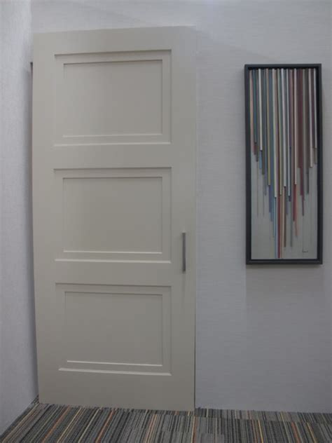 3 Panel Interior Door Cascadelli 3 Equal Panel Look Contemporary Interior Doors Other Metro By Supa Doors