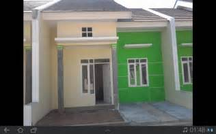 Jual Green Di Makassar rumah dijual green house barombong type 42 72