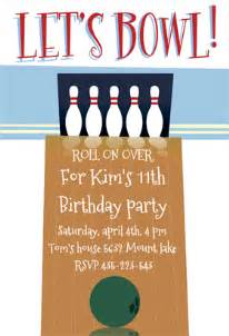 bowling invitation template free oxsvitation