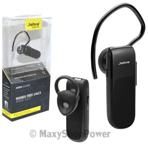Jabra Classic Bluetooth Black jabra auricolare originale classic bluetooth ote15 black