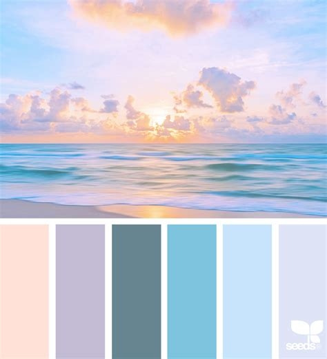 color palette from image heavenly hues design seeds