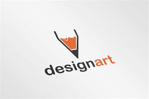 design art logo design art logo template logo templates on creative market