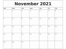 Oct 2018 Calendar