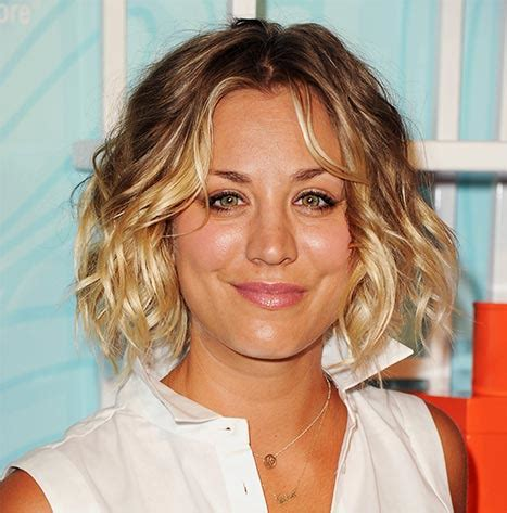 why did kaley cuoco cut her hair off kaley cuoco gets pixie haircut picture