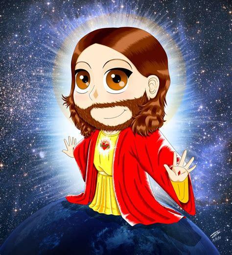 imagenes jesucristo caricatura sagrado corazon de jesus caricatura buscar con google