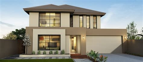 home design double story cayenne 2 storey perth home design house plans
