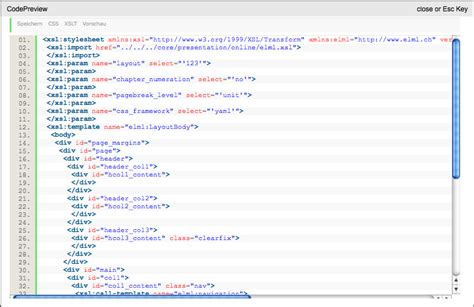 page template code xsl and xslt tools rachael edwards