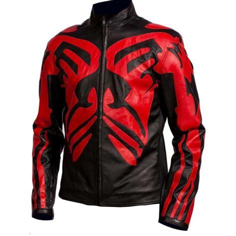 wars jacket wars darth maul leather jacket top jackets