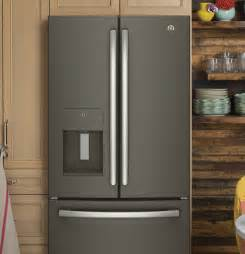slate colored refrigerators appliance collections to match every style ge appliances