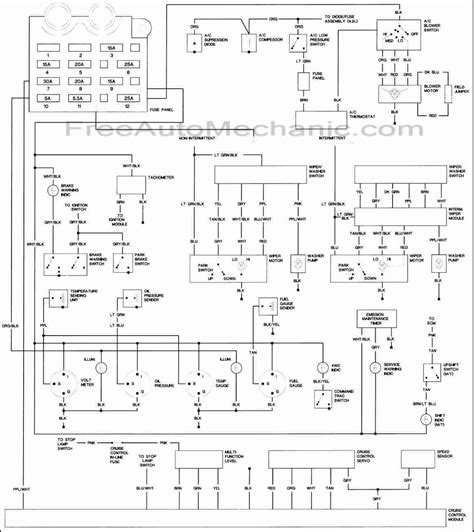 87 jeep wrangler wiring diagram 31 wiring diagram images