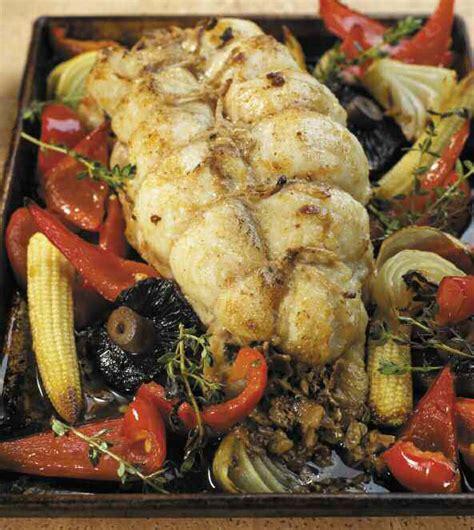 cucinare la rana pescatrice al forno rana pescatrice coda di rospo ripiena al forno il