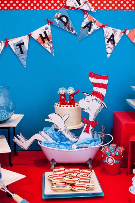 cat in the hat decorations 28 images kara s ideas cat