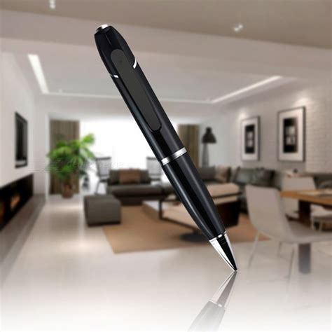 New Pulpen Kamera 16 Gb Recorder Pen 16gb hd 1080p conferencing pen voice recorder wi fi free shipping dealextreme