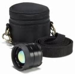 flir 1196960 45 degree lens with case