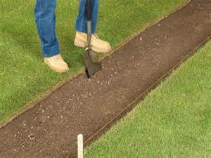 How to lay a brick pathway diy hardscape building retaining walls