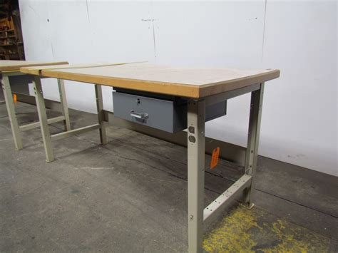 work bench top covering industrial workbench 1 3 4x30x72 maple top w laminate