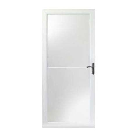 andersen self storing door bronze handle andersen 32 x 80 rubbed bronze doors