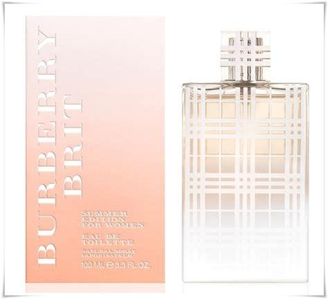 Parfum Burberry Summer new burberry brit summer edition fragrance for