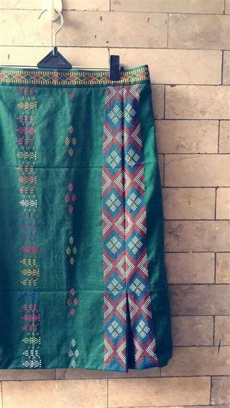 Dress Tenun Hitam Casual 649 best images about tenun songket indonesia on