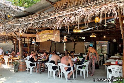 railay beach restaurants amp dining where amp what to eat in