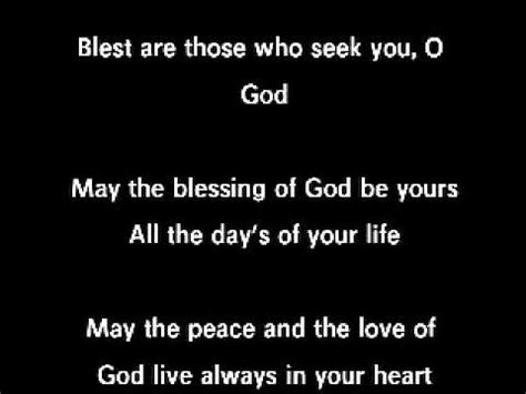 blest are those who you psalm 128 by marty haugen on wedding psalm 128 blest are those who you