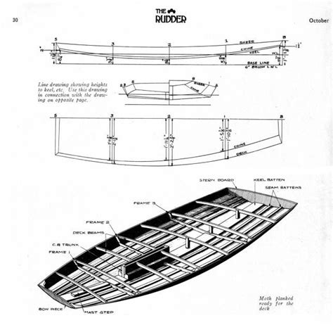 scow plans 17 best images about small scow on pinterest dinghy