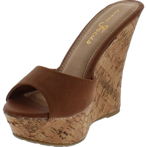 Sandal Fashion Import 42 fashion focus womens ardo 42 popular wedge sandal ebay