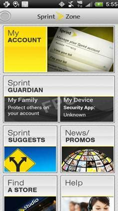 sprint guardian service apps keep your phone and family