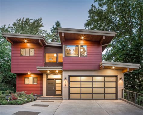 houseplans llc rich reds give home exteriors a fall friendly feeling