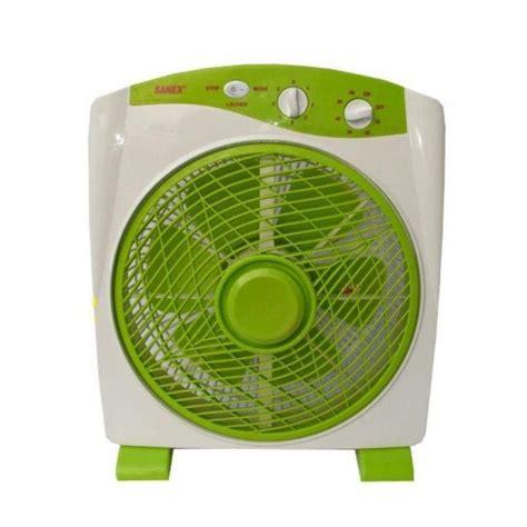 Dijamin Kipas Angin Meja Air Kipas Angin Meja 12 Inc jual kipas angin meja sanex sb 818 harga murah jakarta oleh mega elektronik