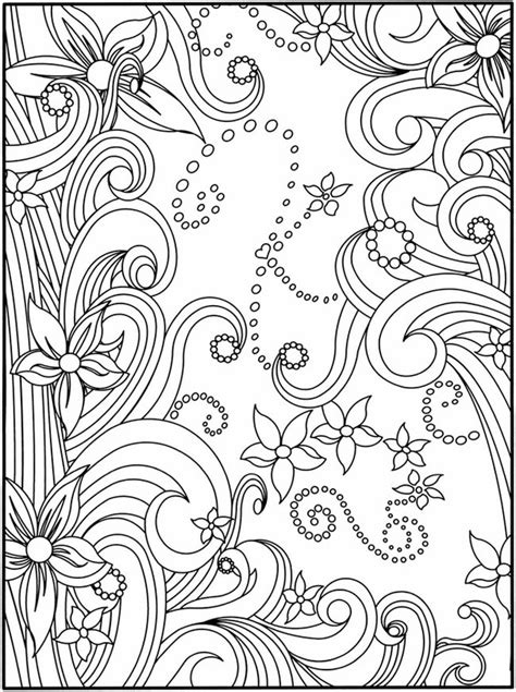 Dover Publications Coloring Pages Print Pattern Dover Coloring Pages Printable