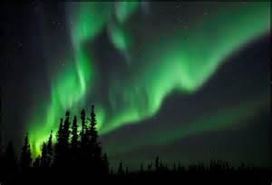 northern lights in fairbanks alaska scenic pics