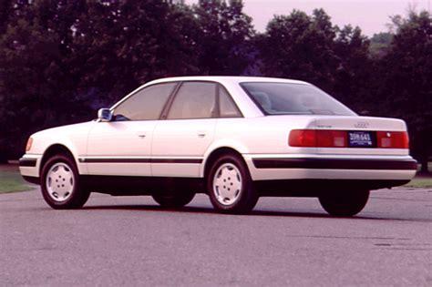 1992 97 Audi 100/S4/A6/S6 Consumer Guide Auto