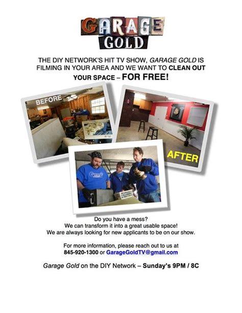 Garage Gold diy network s garage gold casting call for garage