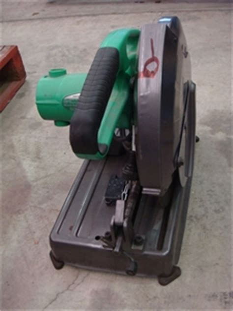 Cut Hitachi Cc14sf 14 0 hitachi cut saw mod cc14sf auction 0009 3001857