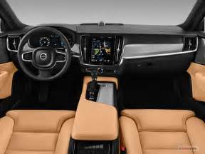 Volvo S90 Interior Volvo S90 Prices Reviews And Pictures U S News World