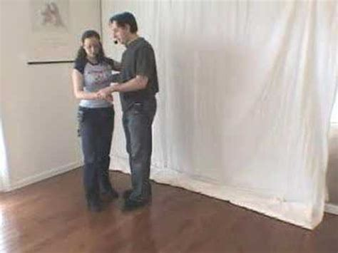 swing dance basic steps swing dancing basics part 1 basic step in closed how